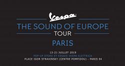 The Sound Of Europe Tour Paris - 13-21 Juilllet 2019